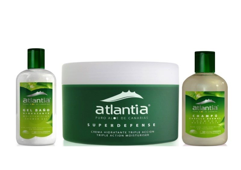 Aloe Vera Body Pack