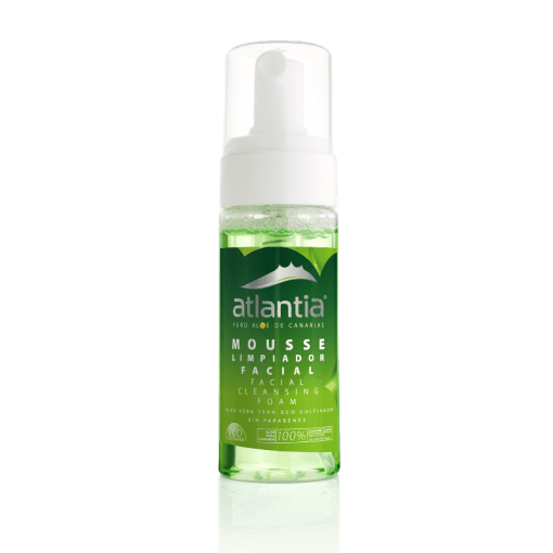 FACIAL CLEANSING MOUSSE Sensitive skin