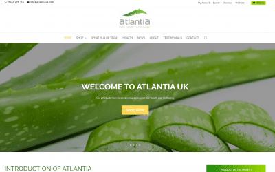 Welcome to Atlantia UK's New Website