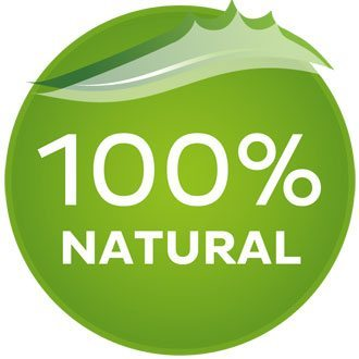 MADE WITH NATURAL PRODUCTS