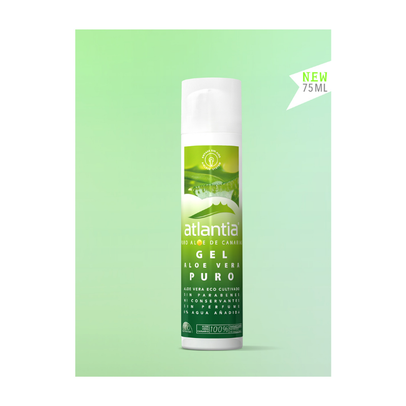 New Pure Aloe Vera Gel 75ml